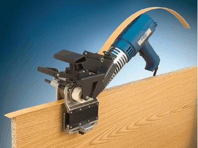 Niewiarygodnie VIRUTEX Okleiniarka do obrzeży płyt ręczna AG98R FB29